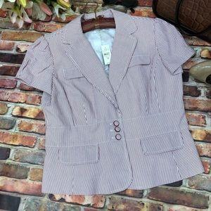 NWT LOFT  jacket size 16
